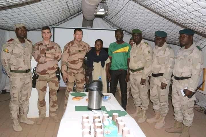 Libération de deux militaires Maliens à Tombouctou.
