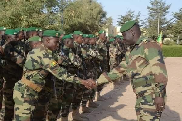 Tombouctou : Cérémonie aux couleurs au camp fort Cheick Sidi Bekaye
