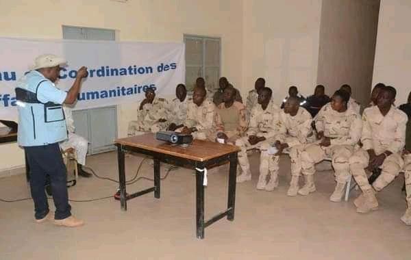 Tombouctou : OCHA forme les FAMa à l'action humanitaire.