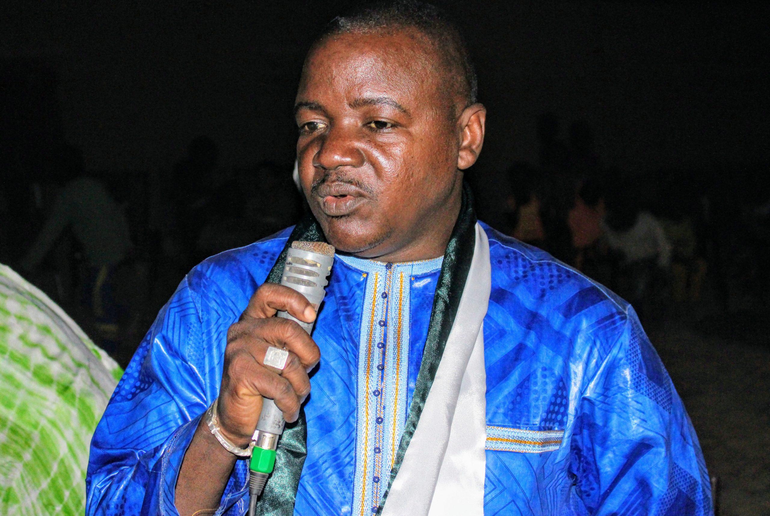 Élections législatives 2020 cercle de Tombouctou, l'URD porte son choix sur Sandy Cissé.