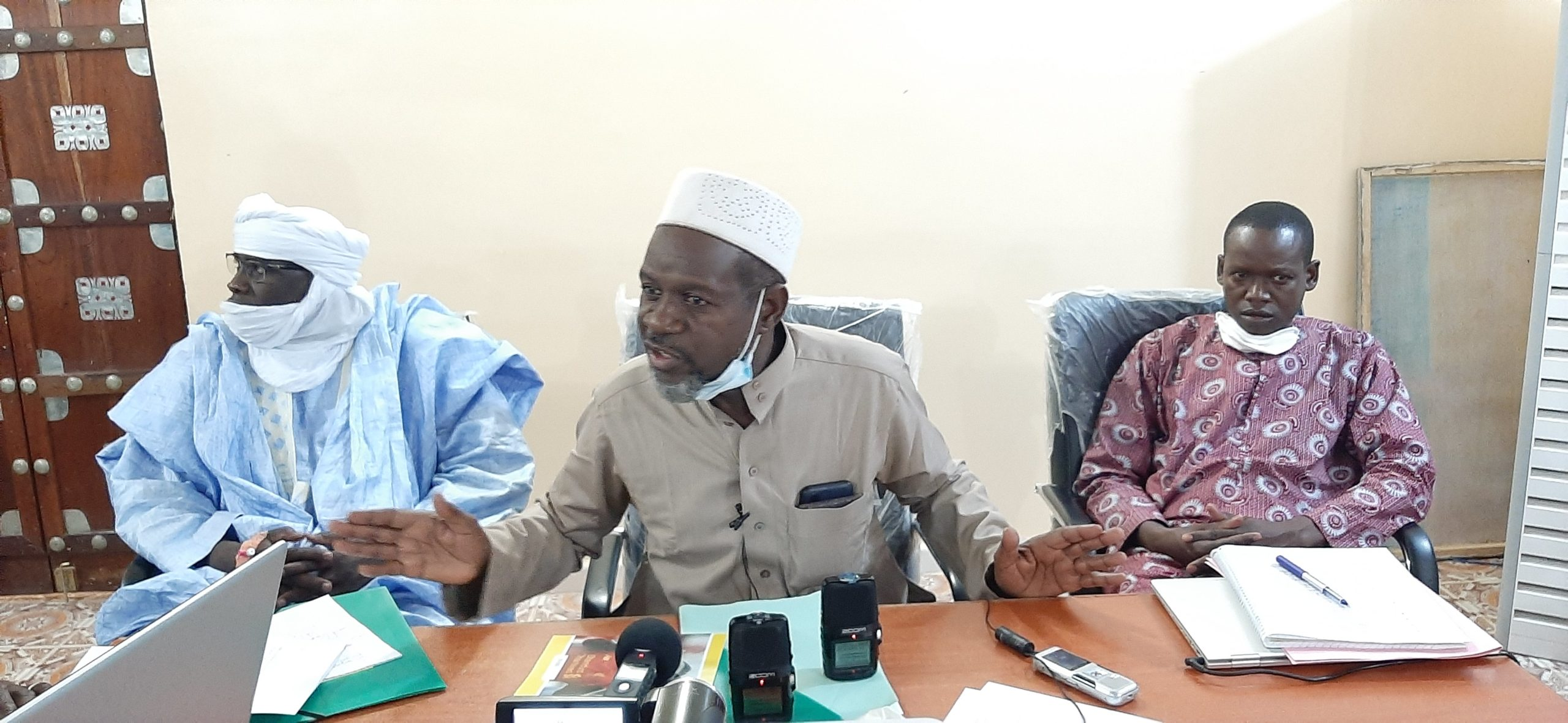 TOMBOUCTOU: Lutte contre le coronavirus, les leaders religieux de Tombouctou s'engagent.