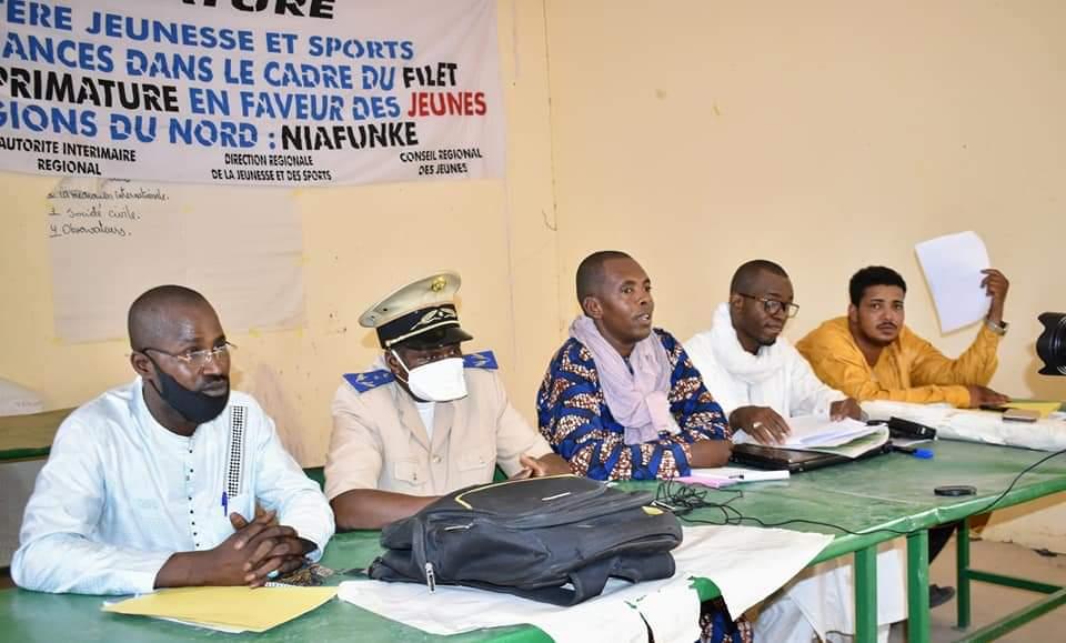 Les jeunes du cercle de Niafunké bénéficient de l'accompagnement du gouvernement du Mali.