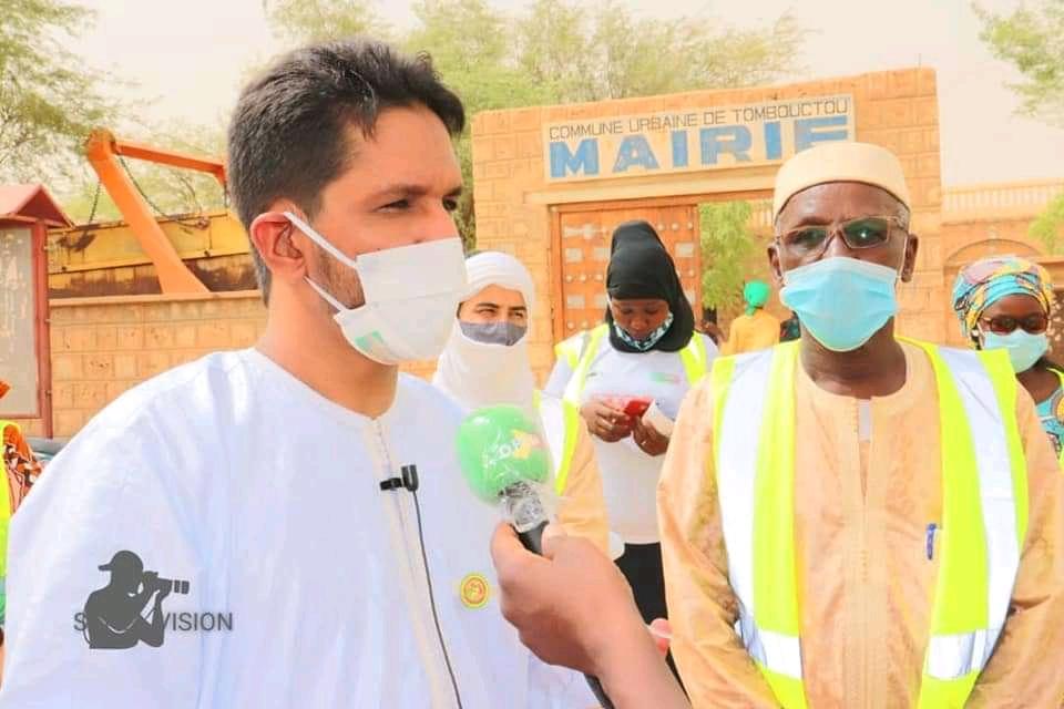 Le forum régional de la société civile au front contre la pandémie du coronavirus