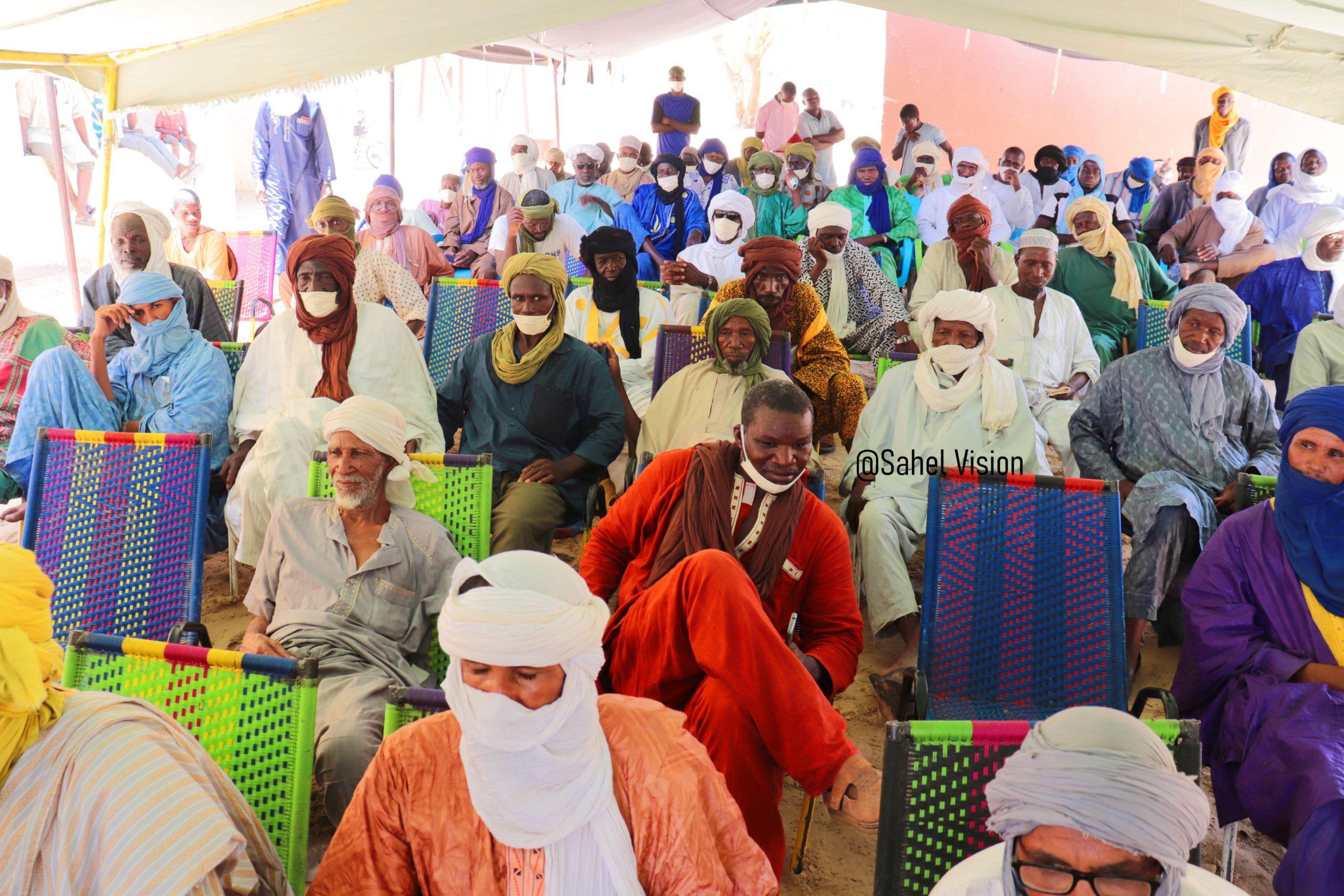 Bellé-Farandi, la communauté Tamasheq, Kel Inokindar, à la quête de ses valeurs.