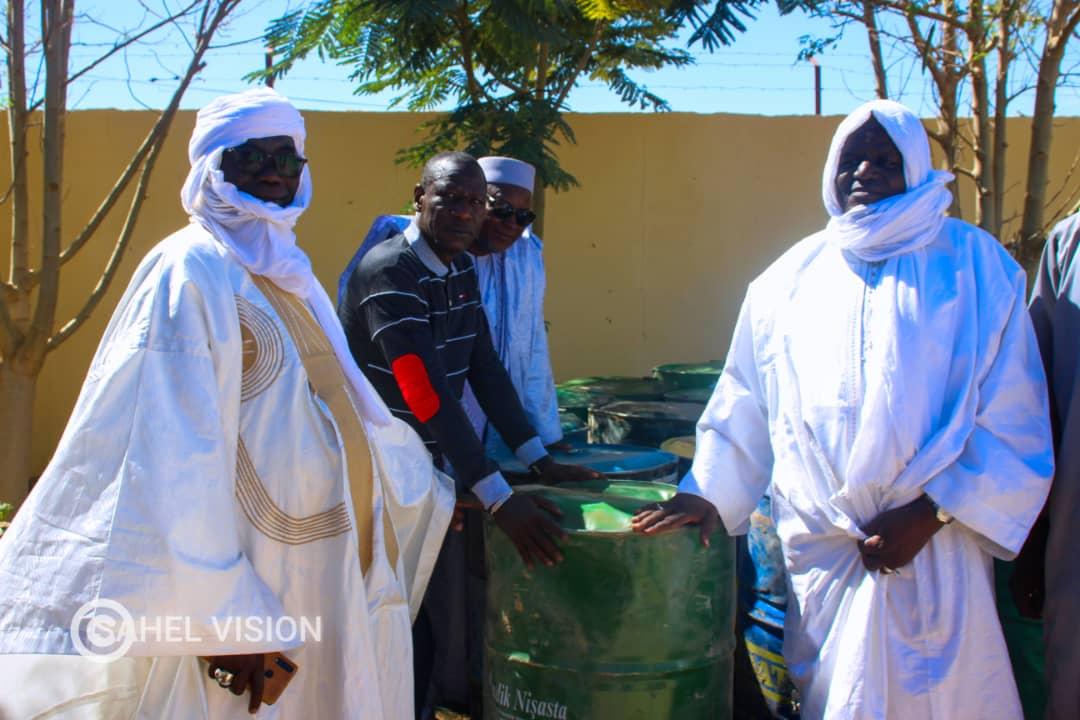 Le conseil régional de Tombouctou vient au secours des agriculteurs de la plaine d'Amandia.