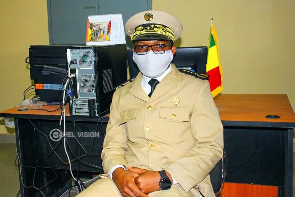 Tombouctou, le nouveau gouverneur déjà à l'œuvre.