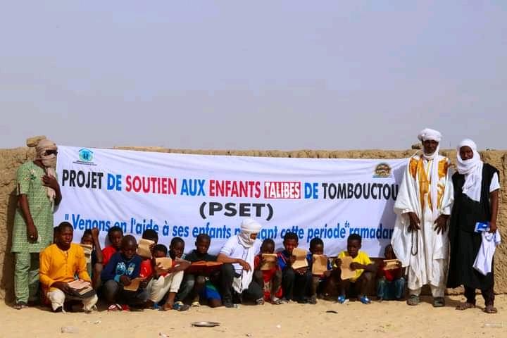 Lancement du projet PSET- Tombouctou.